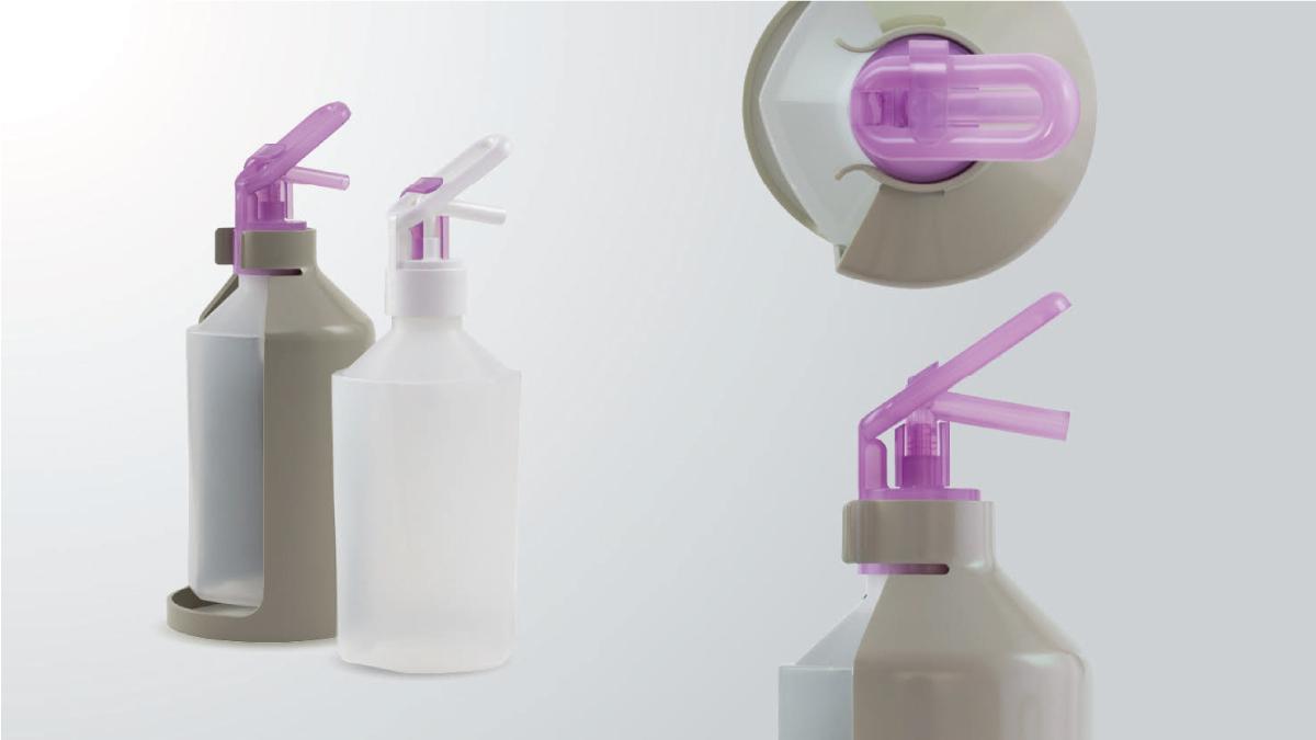 设计新颖和才能兼备的容器介绍