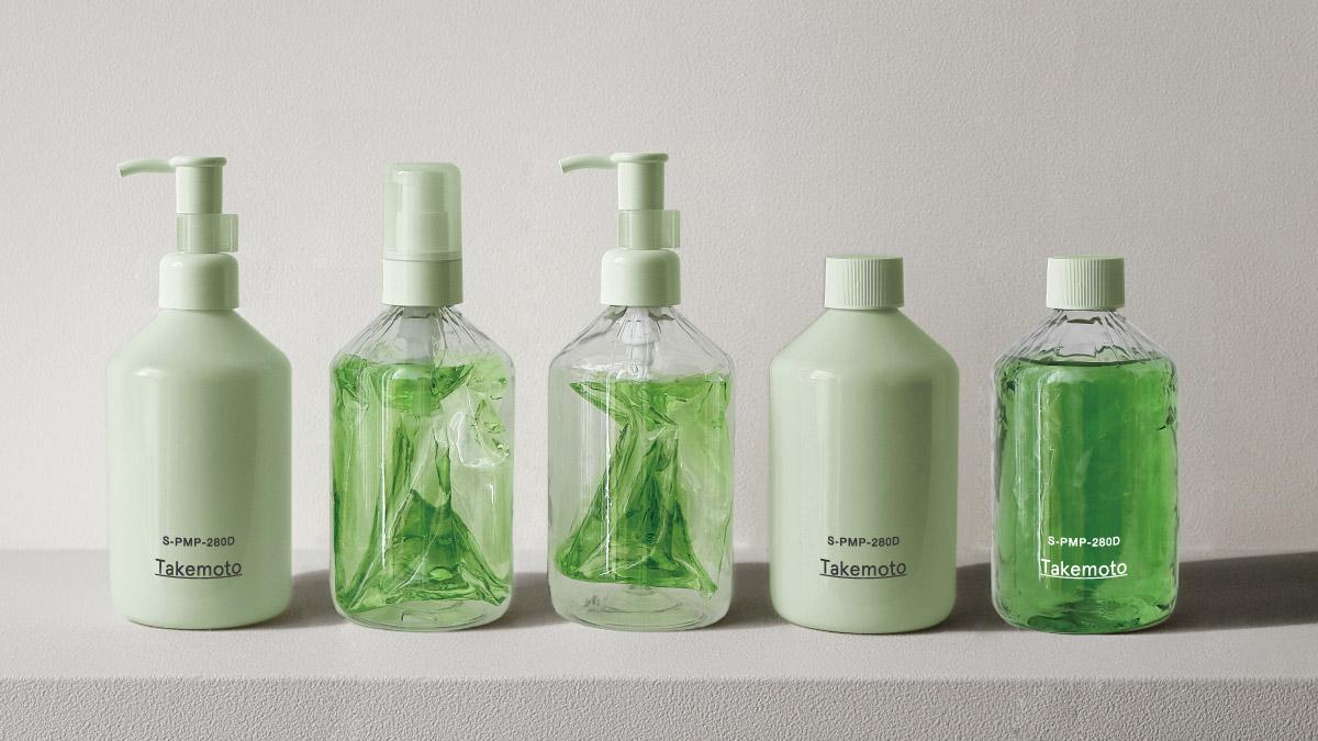 PET材质的Freshness retaining bottles诞生